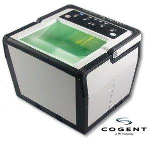 3M Cogent CS500e LiveScan Tenprint Scanner