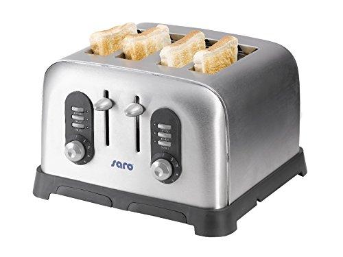 Saro 282-1055 Toaster Modell Aris 4, 1700 W