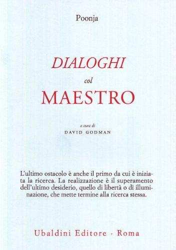 Dialoghi col maestro (Civiltà dell'Oriente)