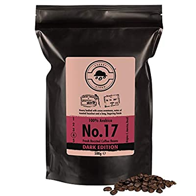 Cherry Storm No. 17 (Dark Edition) Coffee Beans from Cherry Storm