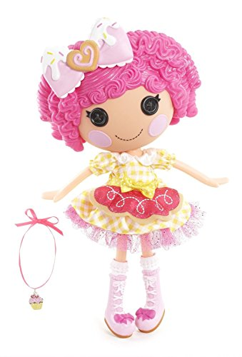 Lalaloopsy 536222GR - MGA Entertainment - Puppe - Lalabration Crumbs