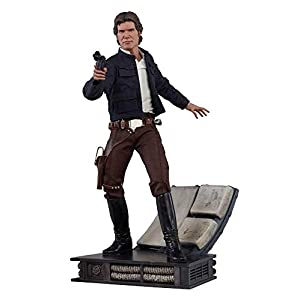 Sideshow Collectibles Boys Sideshow Han Solo Premium Format Figur Multi