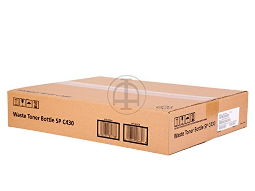Preisvergleich Produktbild Original Resttonerbehälter passend für Ricoh SP C 440 Series Ricoh 406665 - Premium Tonerbehälter - Farblos - 50.000 Seiten