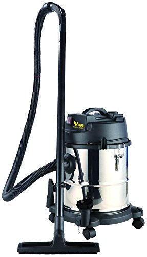 Vigor Vba-20L Bidone in Inox, 1200 W