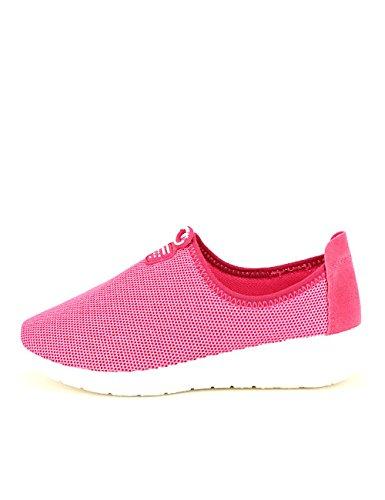 Cendriyon Baskets Fushia SPORTWEAR Mode Chaussures Femme