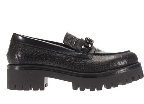 Cult Donna Mocassini CLE102703 Mocassino slayer low 1226 Black