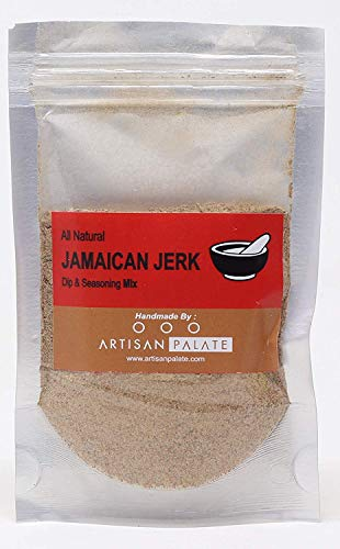 Artisan Palate Jamacian Jerk Mix -All Natural 40gm (1.41 OZ)