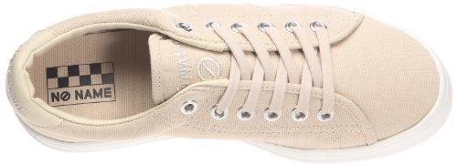 No Name, Sneaker donna beige (Beige (canvas Beige))