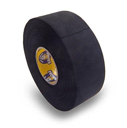 Schlägertape Profi Cloth Hockey Tape 38mm f. Eishockey (schwarz)