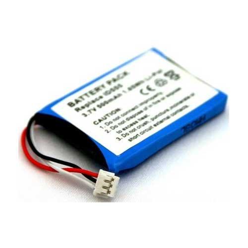 Akku für Schnurlos-Telefone Philips ID555 (MC-163-500), baugleich Thomson 28115, 28118 Ultra Slim DECT 6.0 (5-2762, 5-2770, PL-043043)