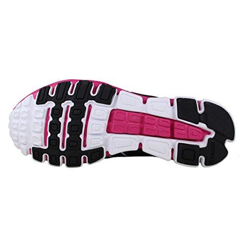 Reebok Damen Realflex Fusion TR UFrom+ Schuhe Schwarz/Pink (TR 3.0)