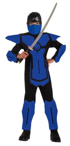ostume, Medium (Blue Ninja Kostüme)