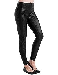 Spanx - Leggings - para mujer Negro Very Black X-Large