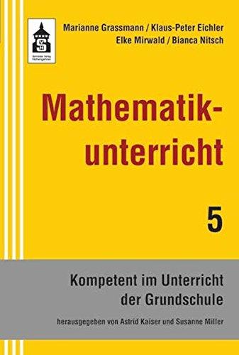 Mathematikunterricht (Kompetent im Unterricht der Grundschule)