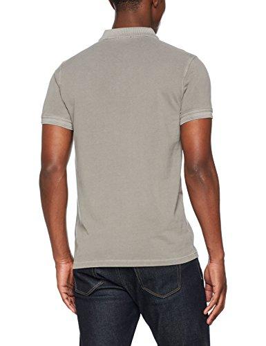 BOSS Casual Herren Poloshirt Prime Grau (Medium Grey 032)