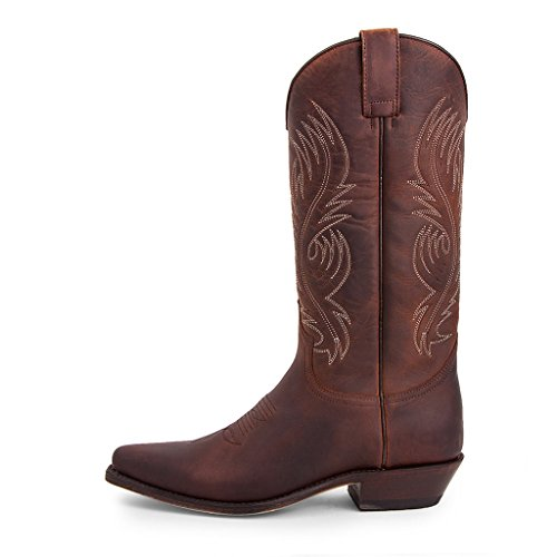 Sendra Boots - 2605 Red Sprinter 7004-44