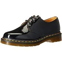 Dr Martens 1461 Patent Lamper, Chaussures de ville femme 2abdf7ad8bf2