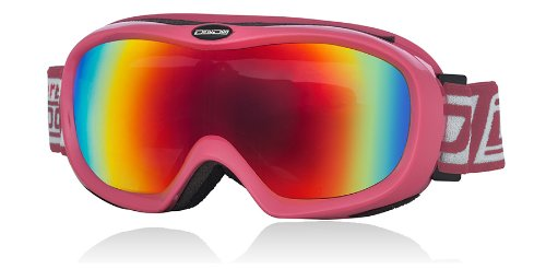 Dirty Dog Goggles 54123 Rosa Scope Visor Goggles Lens Mirrored Size Large