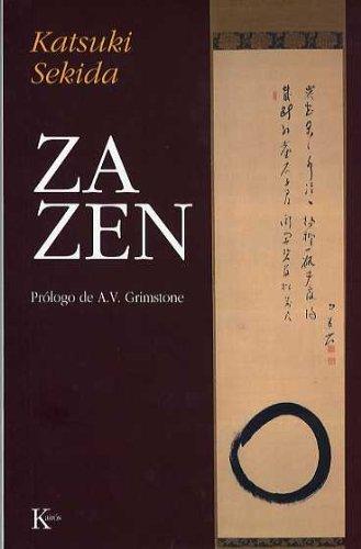 Za Zen (Sabiduría Perenne) por Katsuki Sekida