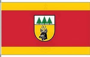 Bannerflagge Siekholz * - 120 x 300cm - Flagge und Banner