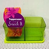 #7: Tupperware Polycarbonate Snack It Serving Dish