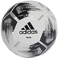Nike Team Glider, Pallone da Calcio Unisex Adulto, White/Black/Silvmt, 5