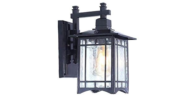 Retro lichtoutdoor applique Étanche balcon lampe de jardin