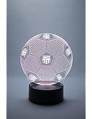 Balon officiel du FC Barcelone Barça lampe balle 2017-2018 pour la meilleure décoration femme enfants garçon homme accessoires pour la maison d'origine