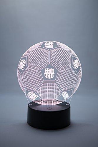 Oficial Balon del FC Barcelona Lámpara 2017-2018 pelota de Barça para bebe niño kids hombre mujer Mejor decoracion para hogar original accesorios