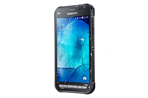 Samsung Galaxy Xcover 3 Handy (4,5 Zoll (11,4 cm) Touch-Display, 8 GB Speicher, Android 4.4) dunkelsilber - Bild 6