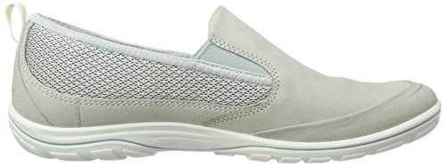 Ecco Arizona, Mocassini Donna Beige(Concrete/Granite Green 59439)