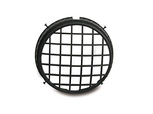 Gitter schwarz für Scheinwerfer S50, S51, S70, SR50, SR80 Test