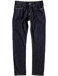 DC Shoes Worker Indigo Rinse - Jean coupe slim pour Homme EDYDP03302