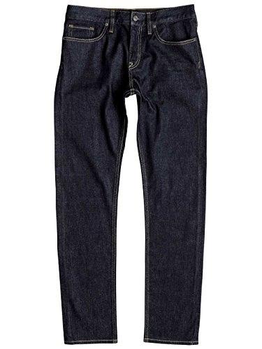 DC Shoes Worker Indigo Rinse - Jean coupe slim pour Homme EDYDP03302 Bleu - Indigo Rinse