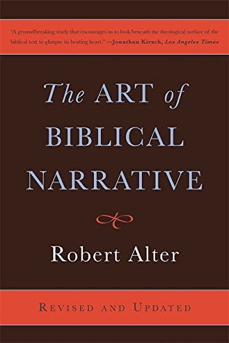 The Art of Biblical Narrative - Alter Art
