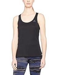 adidas Prime Tank Camiseta sin Mangas, Mujer, Negro (Negro), M
