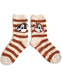 dd87b004146 Sock Shack Femmes Chaud Confortable Chip  N  Dale Chausson Prise Chaussettes  Ru Taille 4-8 Eur 37-42 USA…