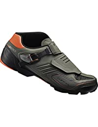 Shimano SHM200C420G Zapatillas de ciclismo de carretera, Unisex adultos, Verde (Green), 42 EU (7.5 UK)