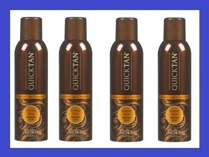 4-x-self-spray-tanning-mist-body-drench-quick-tan-fake-home-tanning-tracked