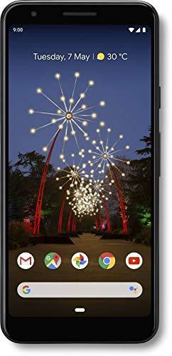 Google Pixel 3a  Just Black, 64   GB   4   GB RAM  Smartphones