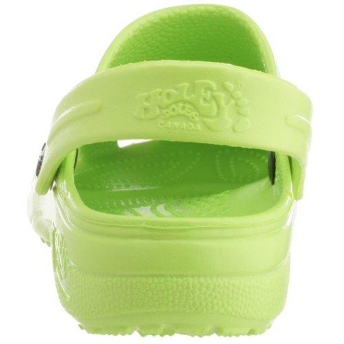 Holey Soles Holey, Sandales mixte adulte Vert - Vert