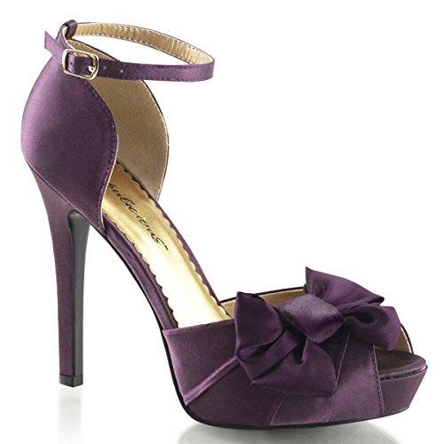 Heels-Perfect, Sandali donna Viola (Violett (Lila))