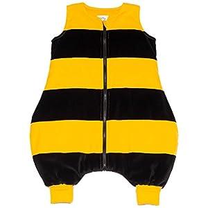 The PenguinBag Company Abeja – Saco de dormir con piernas, TOG 2.5, talla S