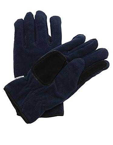 Regatta Men's Thinsulate Fleece Gloves, Navy, Medium