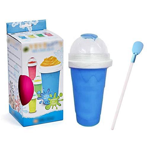 Ningxiao586 macchina per granite, macchina per gelato tazza per gelato artigianale fai da te, tazza per succhi di ghiaccio tazza per ghiaccio per succhi di frullati