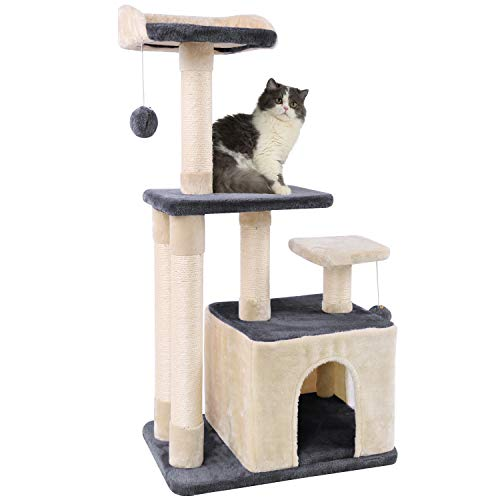MC Star Árbol para Gato con Rascador de 100cm