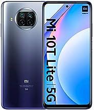 "Xiaomi Mi 10T Lite 5G - Smartphone 6+64GB, 6,67"" FHD+, Snapdragon 750G, 4x Cámara de 64 MP con IA, 4820 m"