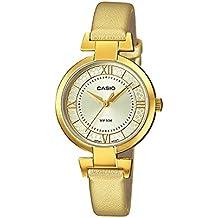 Casio Reloj de Mujer LTP-E403GL-9A