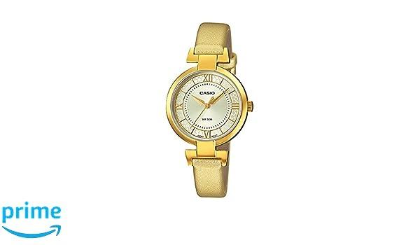 9054d51a3260 Casio Reloj de Mujer LTP-E403GL-9A  Amazon.co.uk  Watches