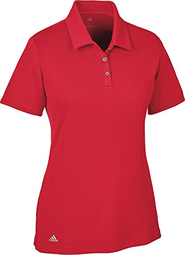 adidas Women, S Tournament Short Sleeve Polo de Golf,...